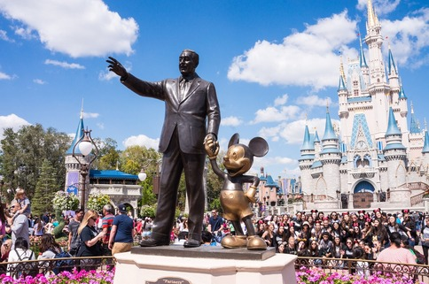 Top 5 Things to do in Orlando